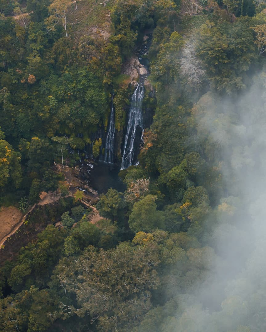 waterfall-bali-banyumala-drone-best-photography-locations