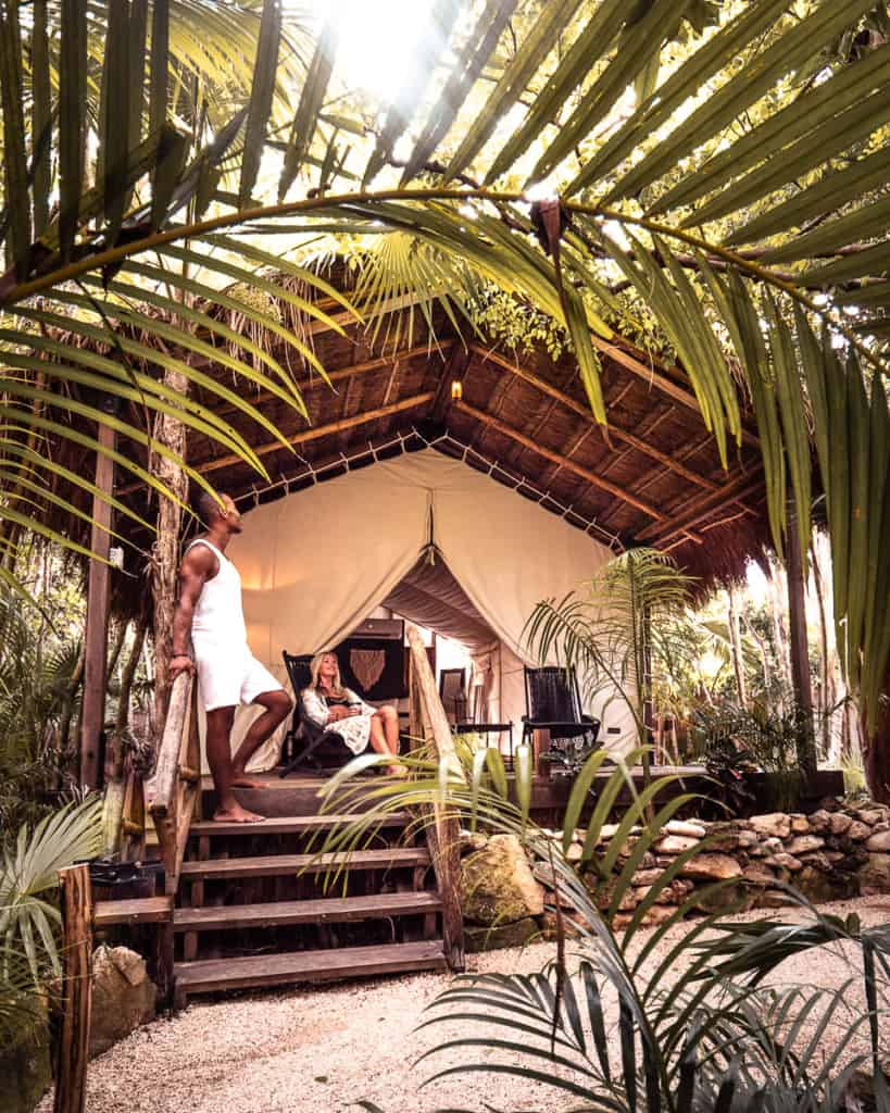 Habitas-Tulum-Mexico-review-eco-luxury-glamping-couple