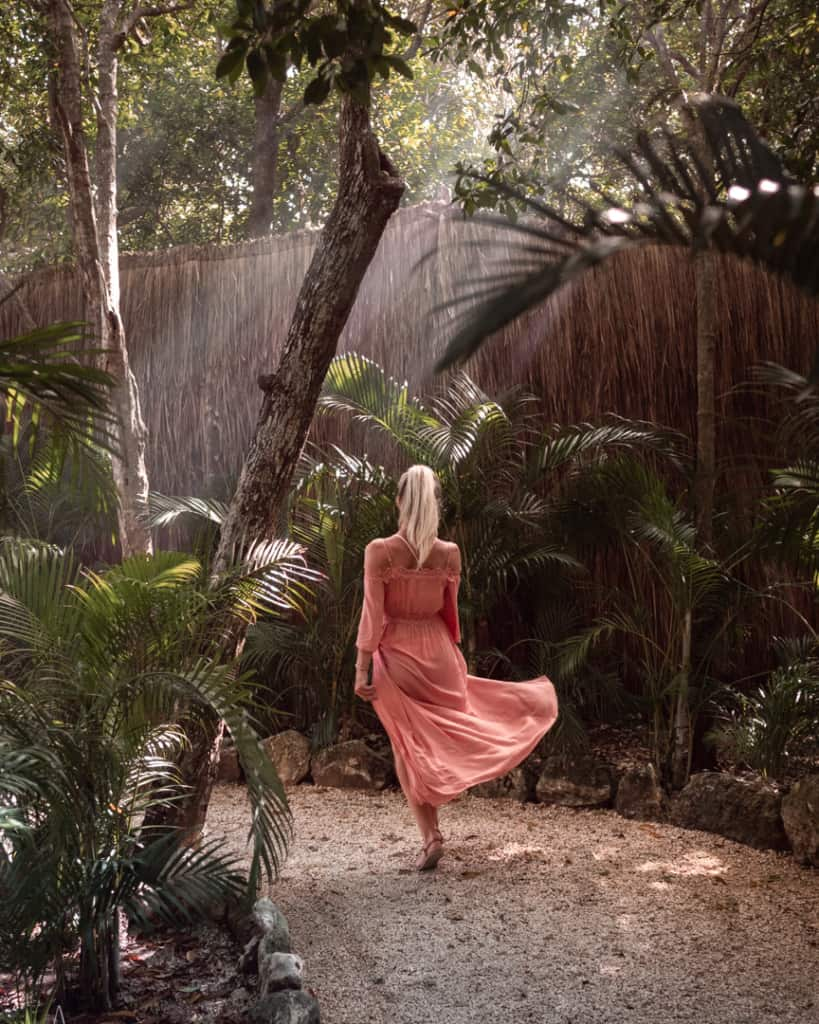 Habitas-Tulum-review-jungle-garden