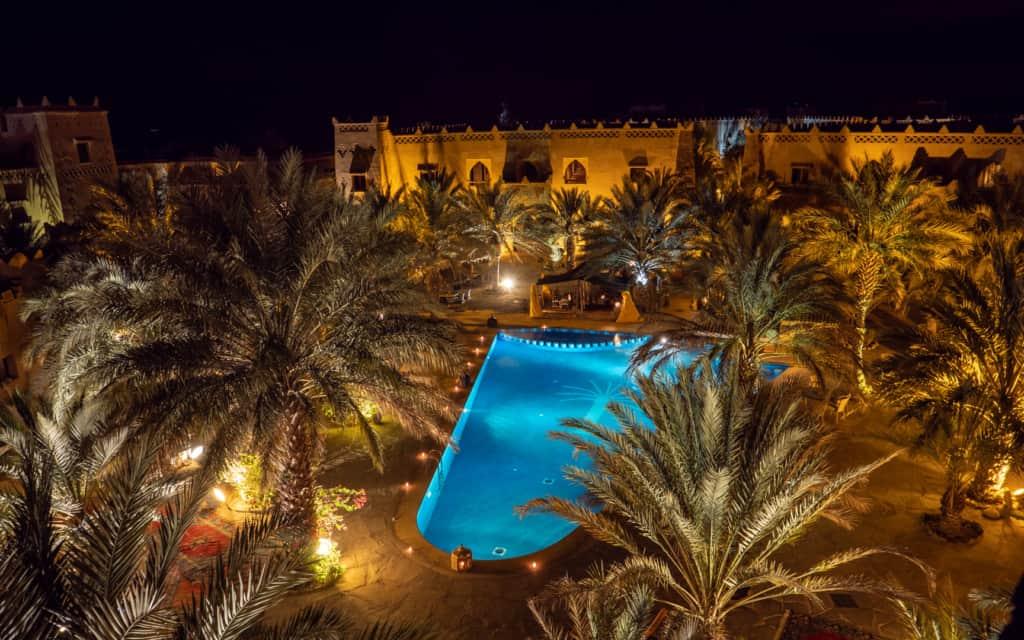 Morocco-xaluca-review-kasbah-night