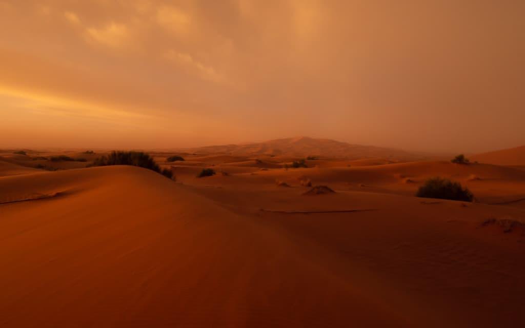 Morocco-xaluca-review-sahara-desert-sunrise-landscape