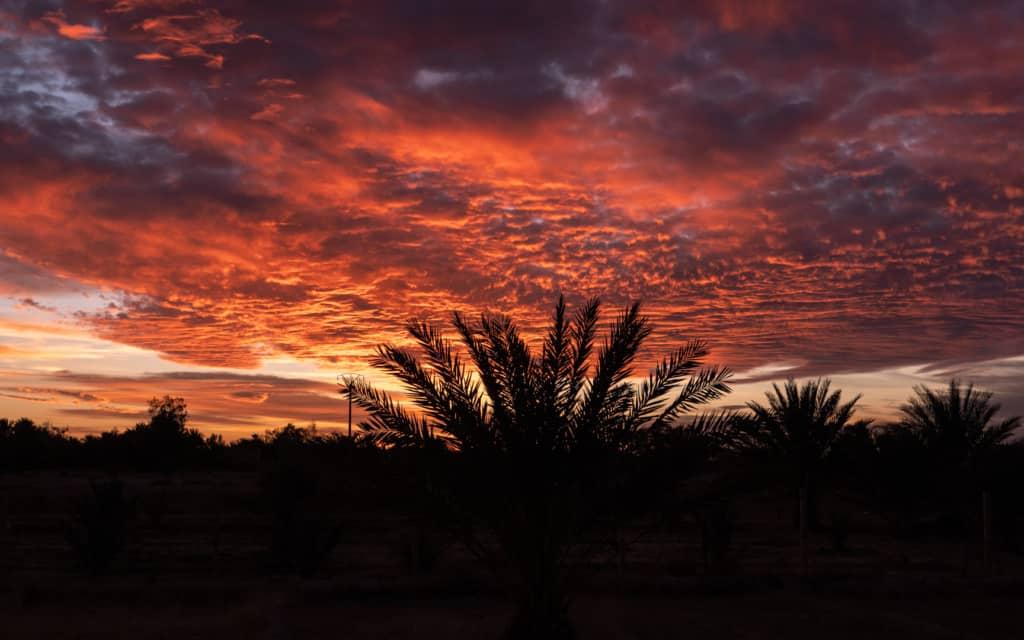 Morocco-xaluca-review-sunset-kasbah
