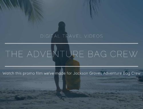 The Adventure Bag Crew – Jackson Groves