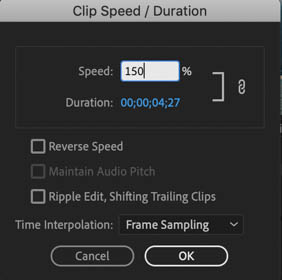 how-to-edit-timelapse-video-adobe-premiere-video-file-change-speed-duration-percentage
