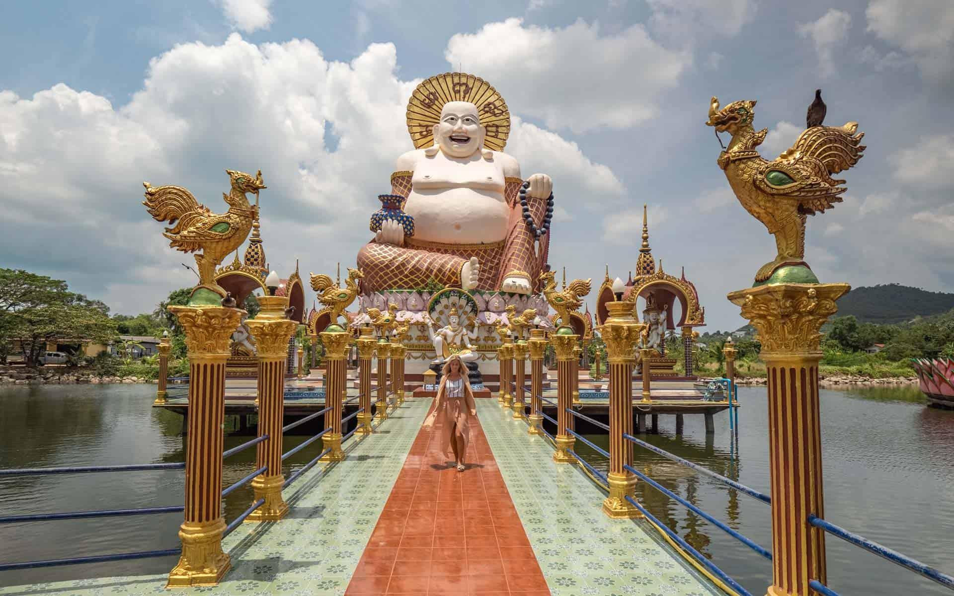 Koh-Samui-temple-buddha