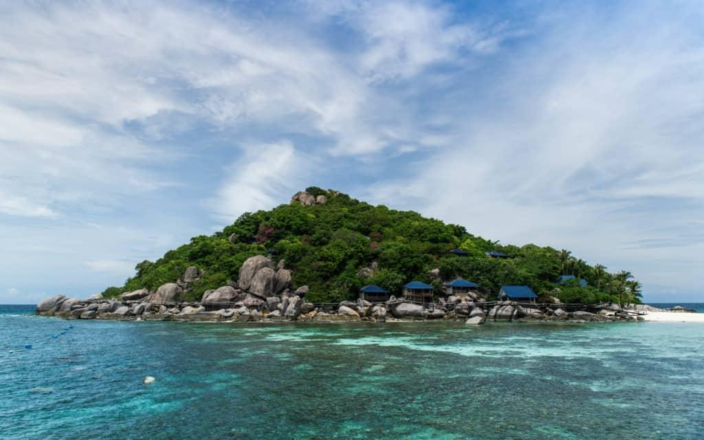 Koh-Nang-Yuan-island-view