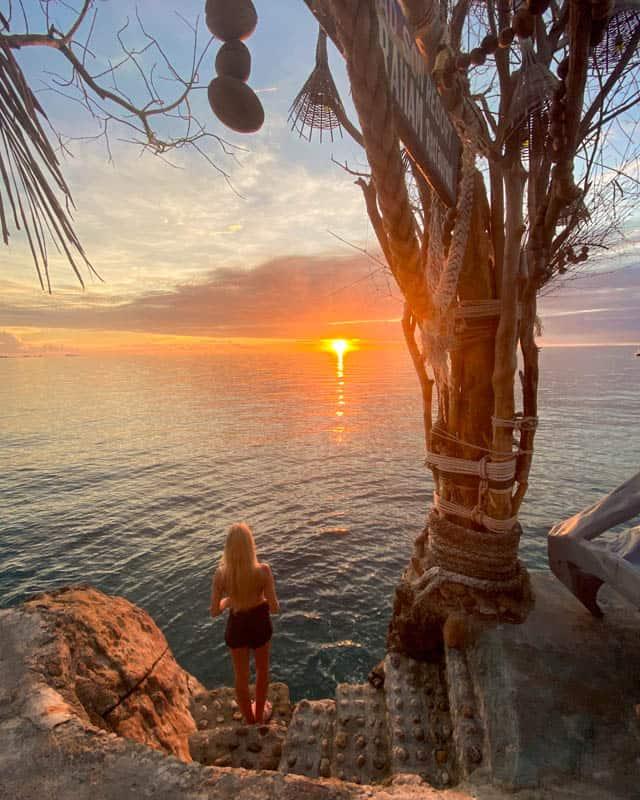 koh-raham-koh-phangan-sunset