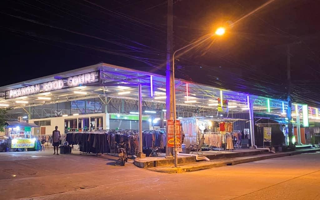 phangan-food-court