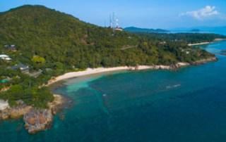 secret-beach-koh-phangan-drone