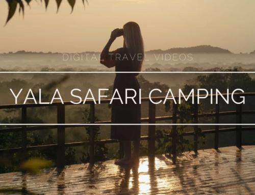 Sri Lanka Safari with Yala Safari Camping in Yala National Park