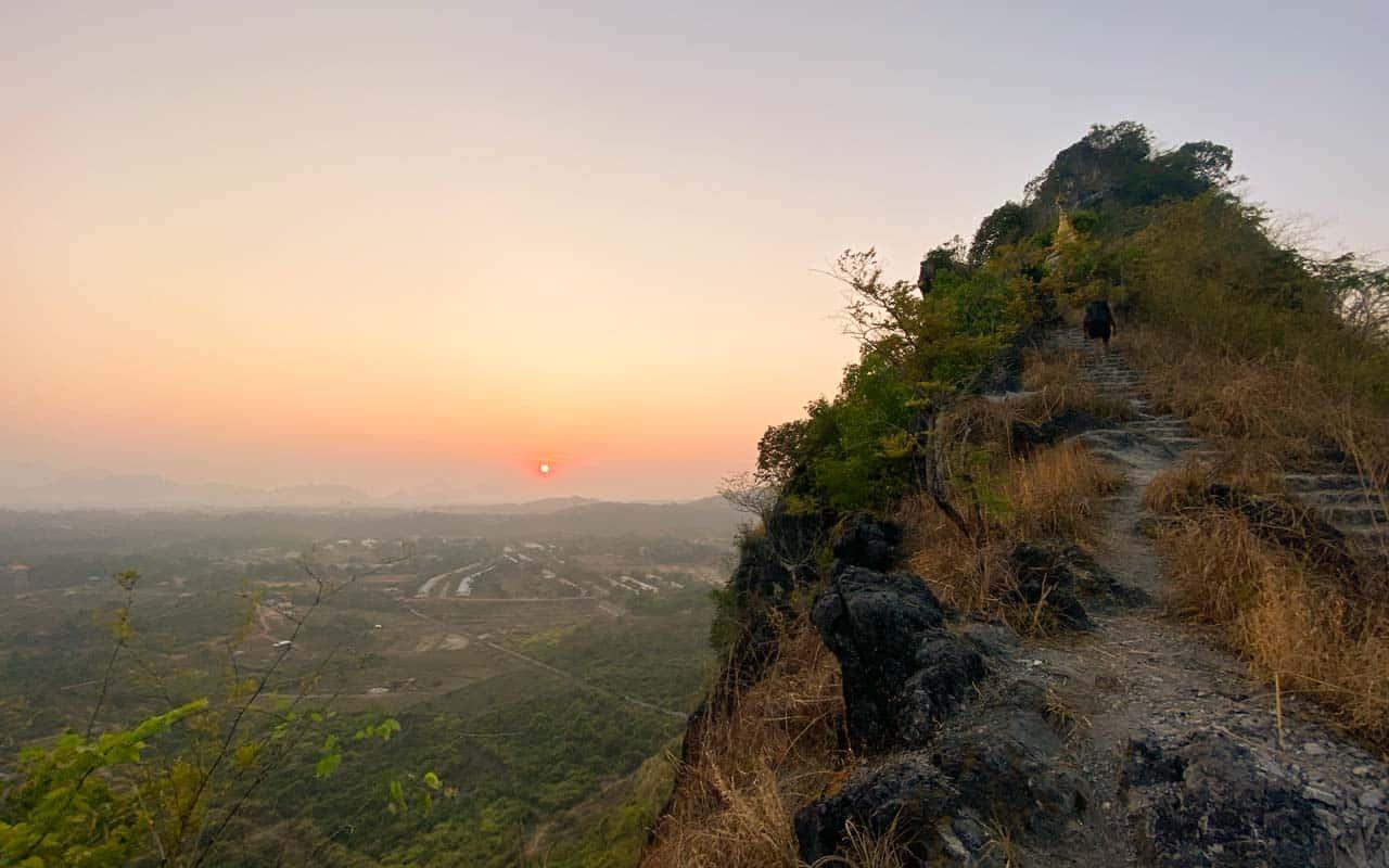 Hpan-Pu-mountain