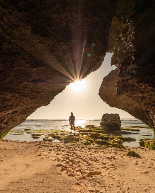 cave-suluban-beach