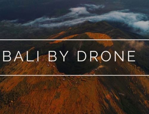 BALI BY DRONE I Short Aerial Film 4K