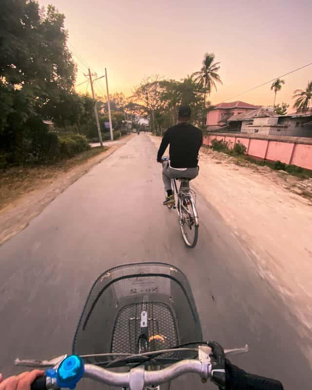 bicycle-Nyaungshwe
