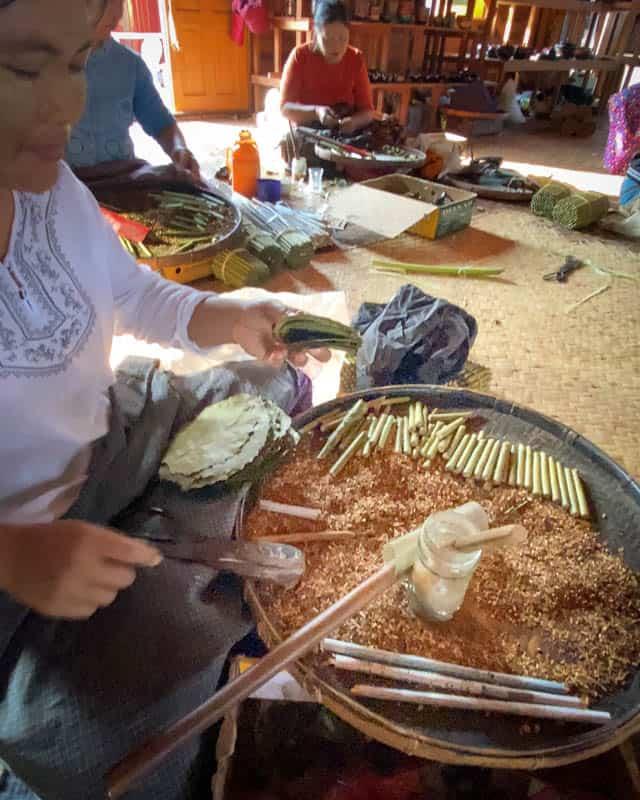 cigar-making-myanmar