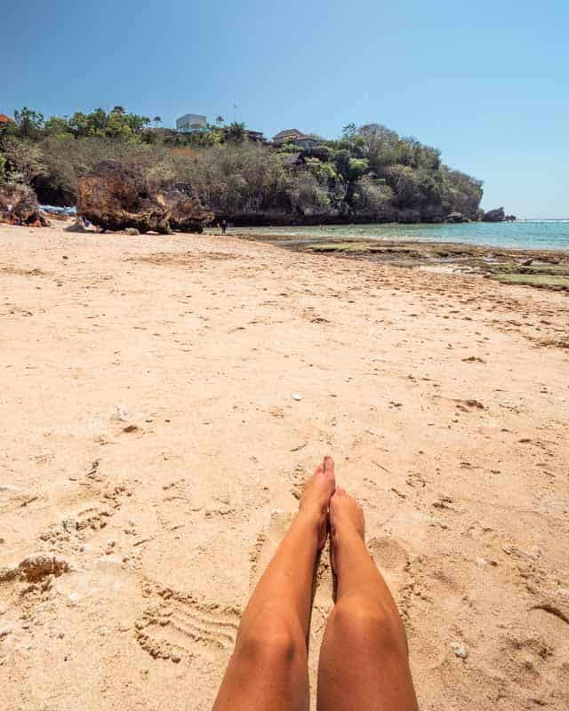 padang-padang-beach-legs