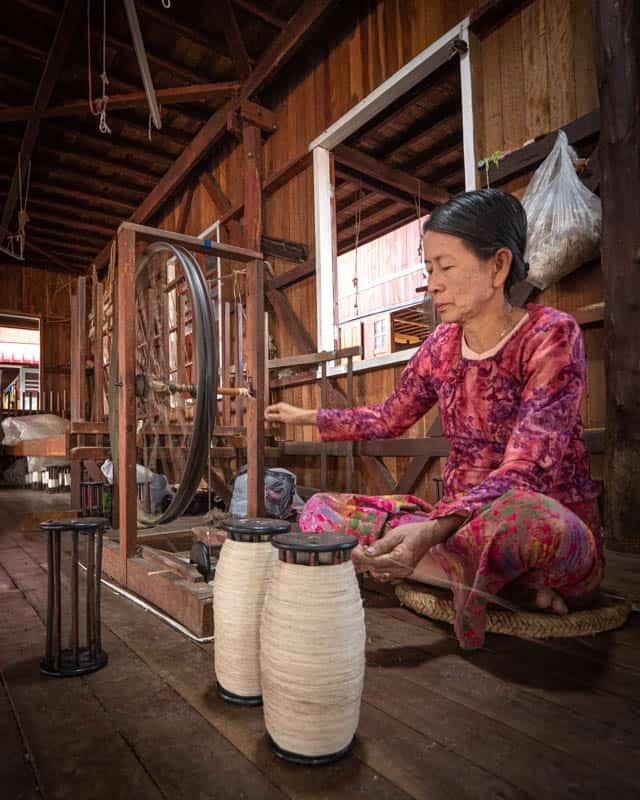 thread-spinning-lotus-silk
