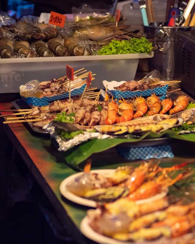 krabi-night-market-seafood