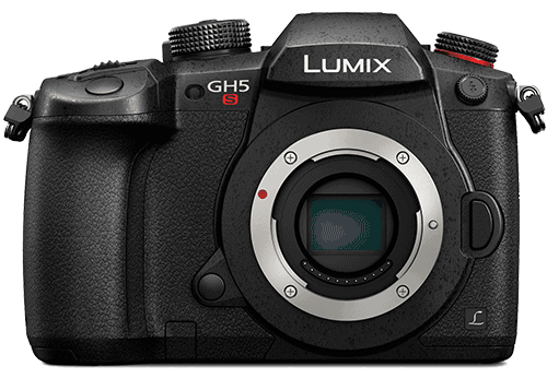 Panasonic-Lumix-DC-GH5S-front