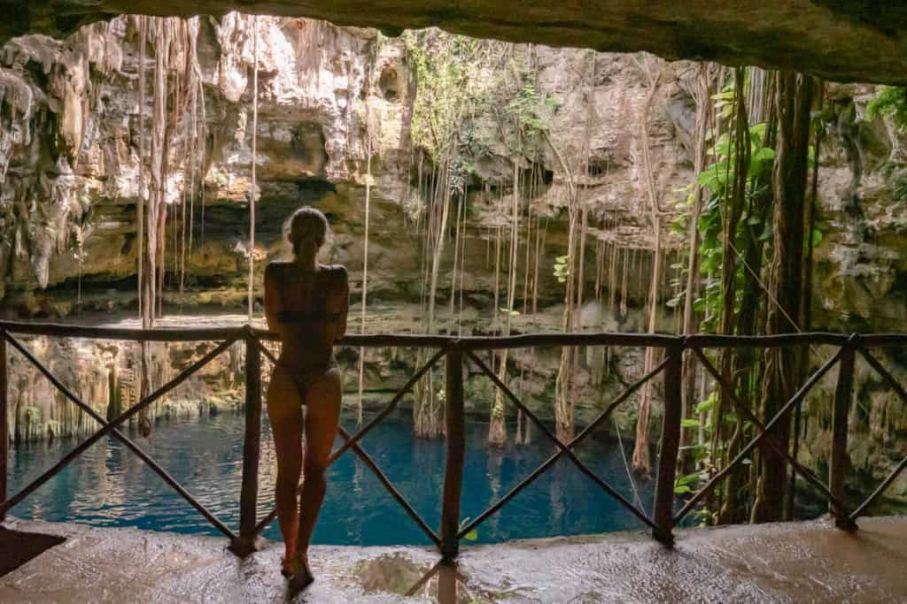 cenote-oxman-overview-inside
