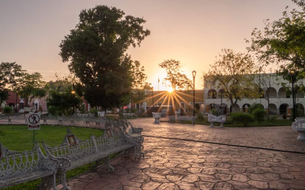 valladolid-mexico-Francisco-Canton-Rosado-park