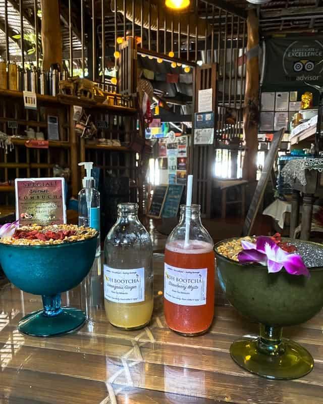 art-cafe-koh-phangan-food