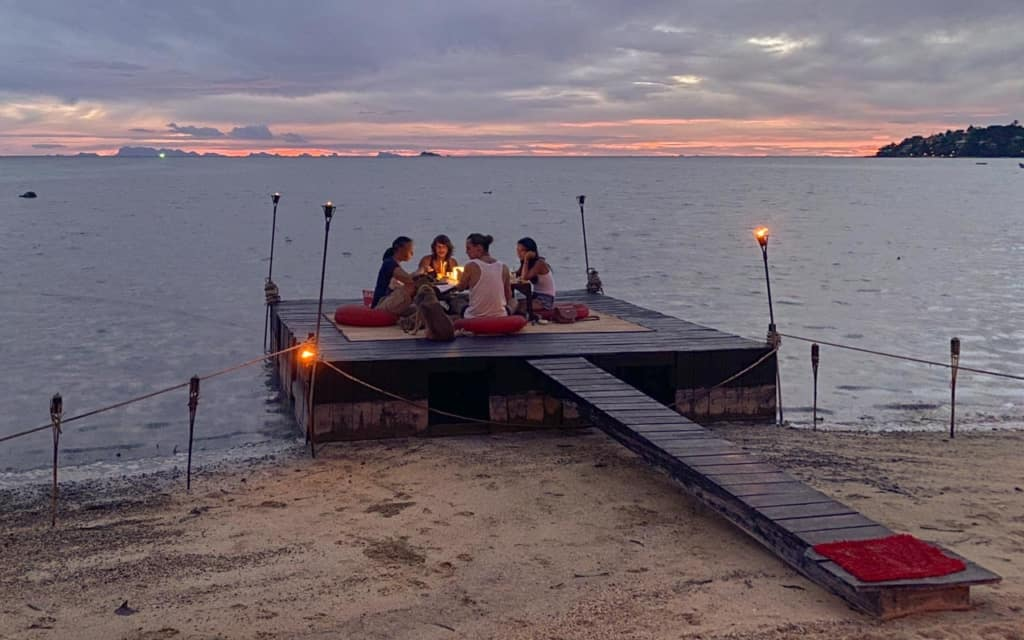 lalcove-koh-phangan-sunset