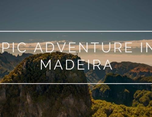 Epic Sunrise Adventure at Bica Da Cana, Madeira Portugal
