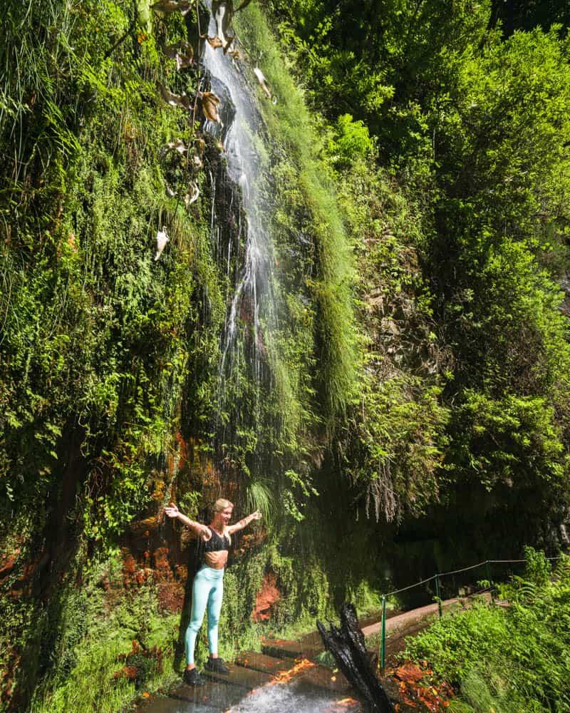 waterfall-levada-do-rei