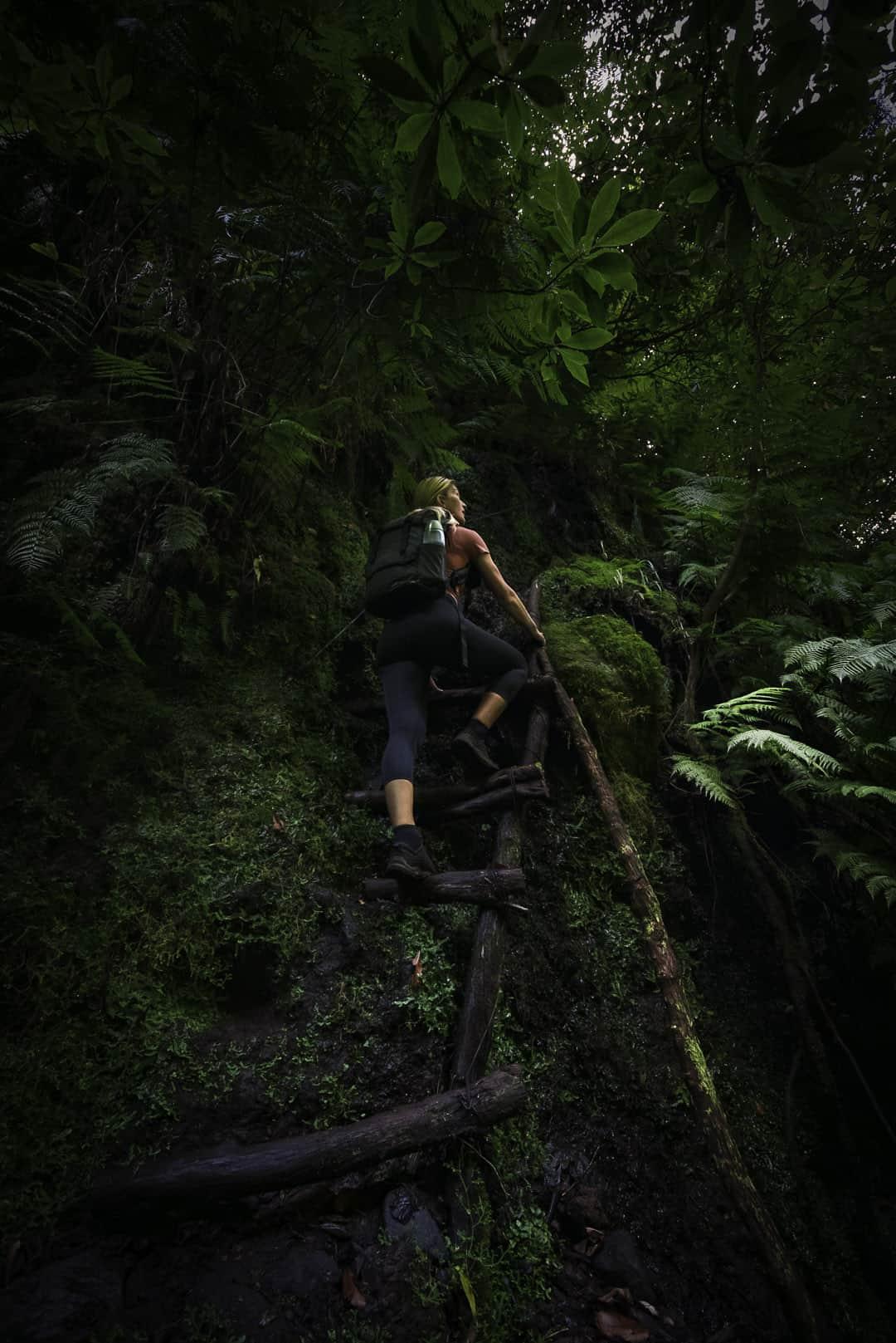 Poco-das-pulgas-stair-climbing