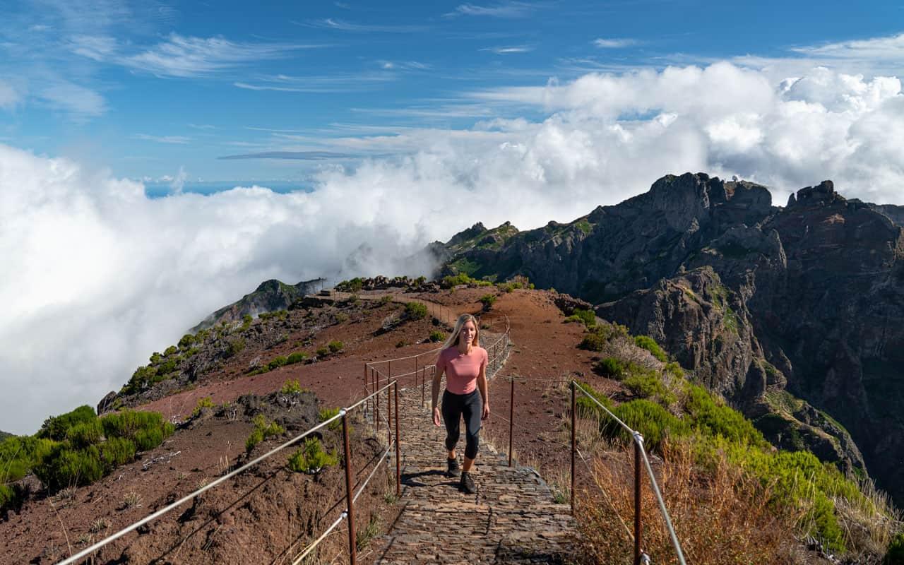 pico-ruivo-summit-path