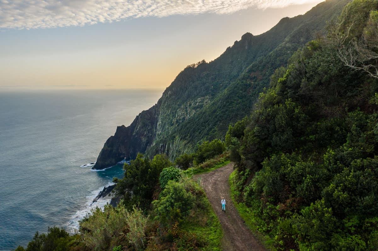 vereda-do-Larano-hike-start