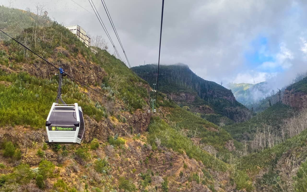 cable-car-botanical-gardens-funchal-madeira-view