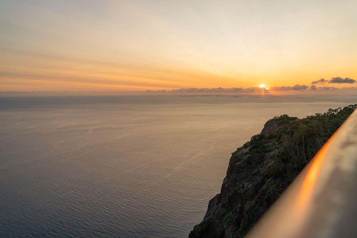 cabo-girao-sunset