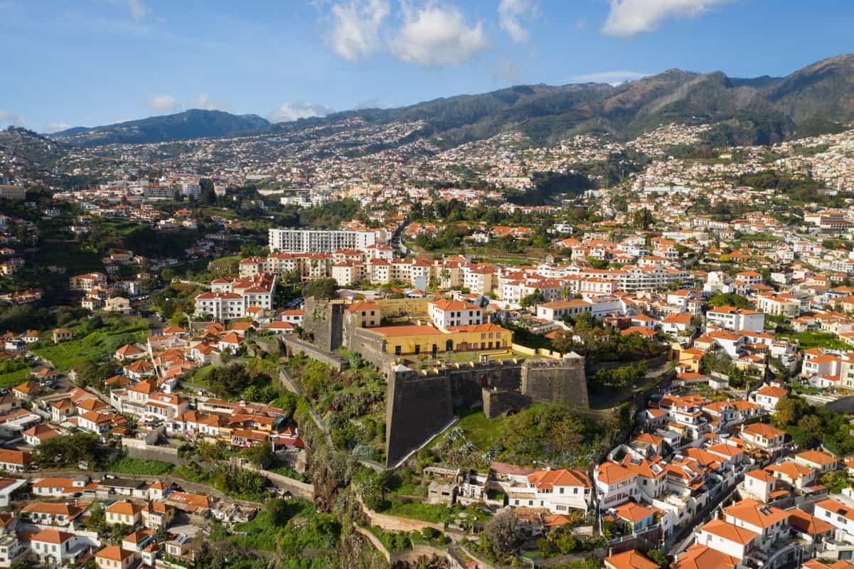 fortress-São-João-Baptista-do-Pico