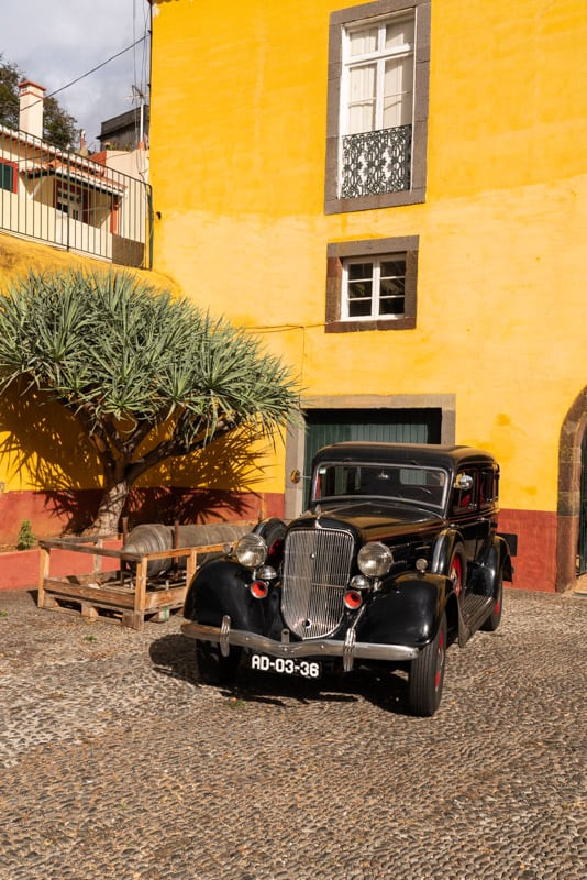 funchal-fortress-oldtimer