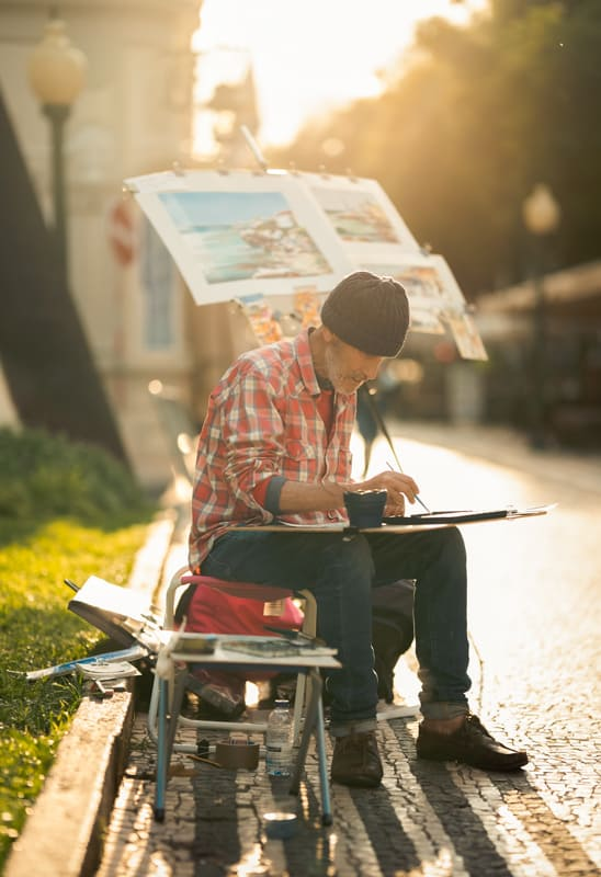 funchal-painter-streetlife