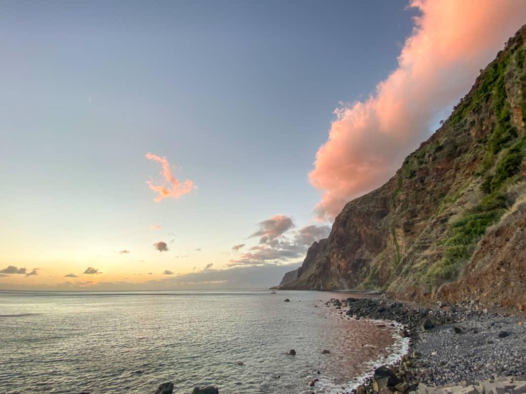 jardim-do-mar-beach-sunset
