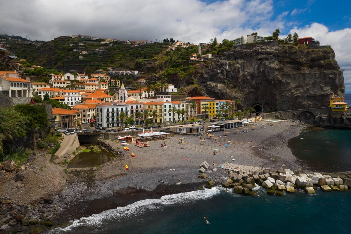 ponta-do-sol-beach-drone-closer