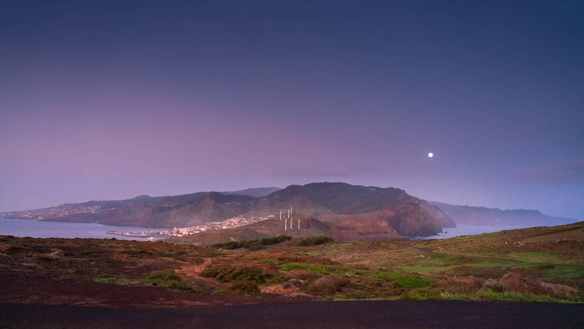 madeira-island-full-moon