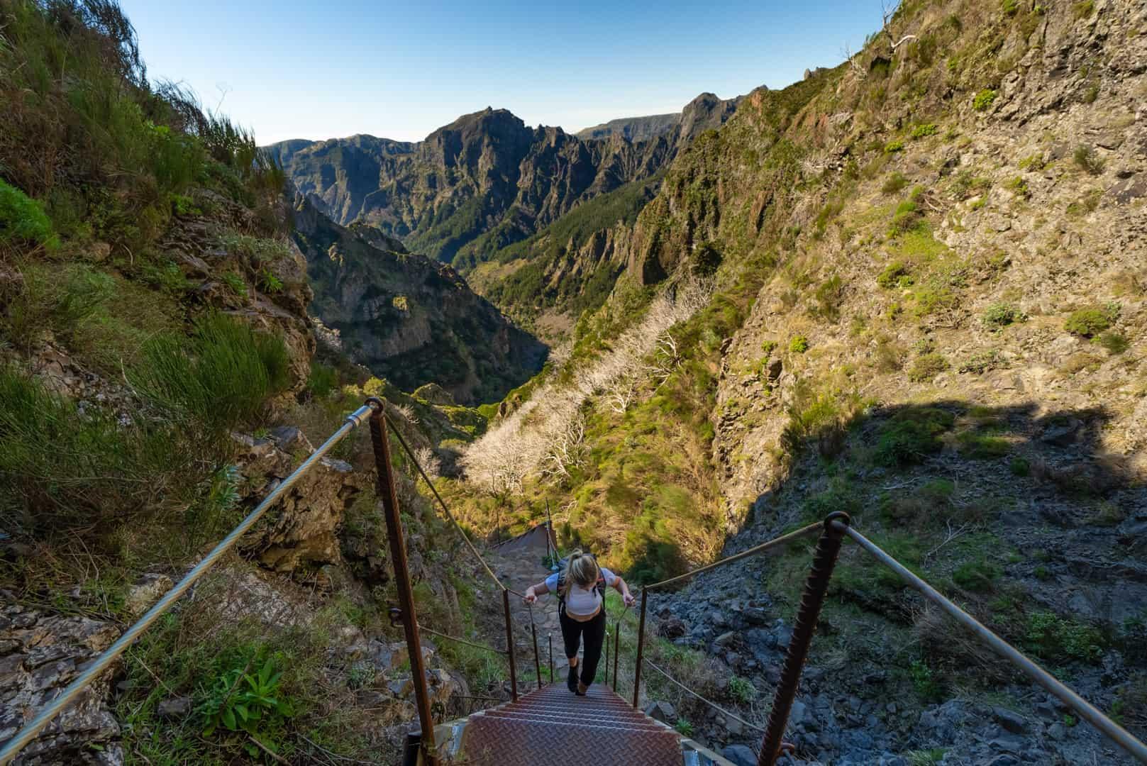 staircase-steep-hike