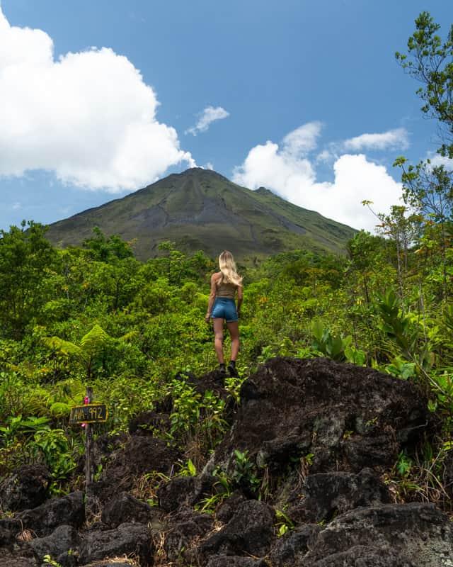 los-tucanes-hike-arenal-volcano-view